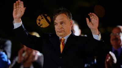 Hungary: Establishing a right-wing state