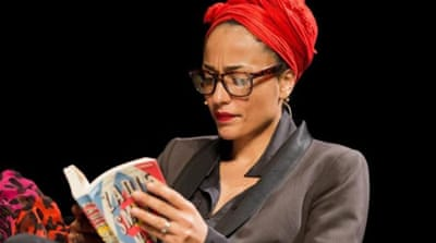 Zadie Smith's book was a heartening promise that Britain really was a melting pot for different races, writes Williams [EPA]