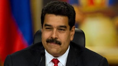 Maduro's image cracks under protest pressure