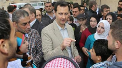Syria presidential date fixed for June 3
