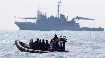 S Korea ferry crew forced to explain actions