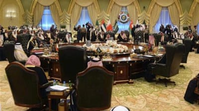 GCC crisis: 'A thing of the past'