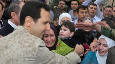 Syria: Elections in the time of carnage