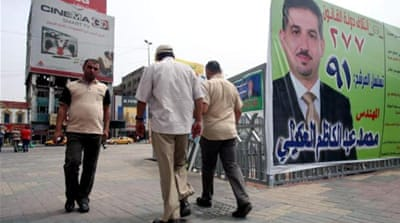 Iraq elections unlikely to bridge sectarian divide