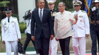Philippines defence pact boosts US influence
