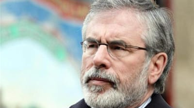 Sinn Fein leader arrested over woman's death