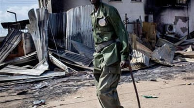 The ongoing violence is tearing apart South Sudan's cohesion as a nation, writes Copnall [AFP]