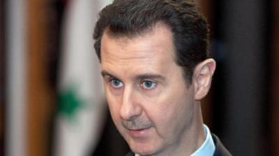 Under Syria's 2012 constitution, President Bashar al-Assad could remain in power until 2028 [EPA]