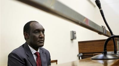 Former Rwandan Army General Faustin Kayumba Nyamwasa is now an enemy of the state [Reuters]
