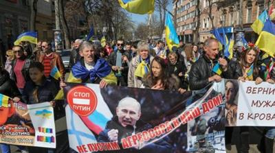 Eastern Ukraine: A new pawn in Putin's dangerous game