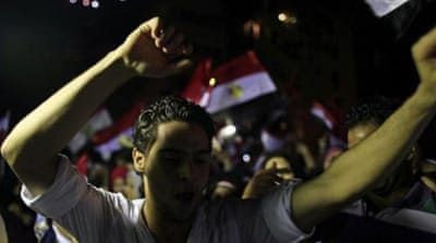 Egypt's Twitter hashtags declare defiance