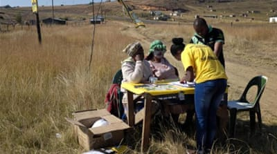South Africa elections: The rural vote