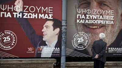 Alexis Tsipras is the European Left's candidate for president of the European Commission [AFP]