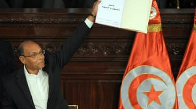 Tunisia's democratisation taking off