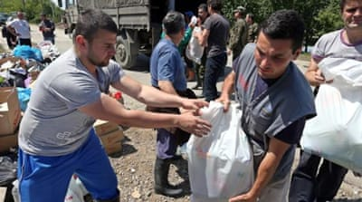 After the Balkan floods: Unity and compassion