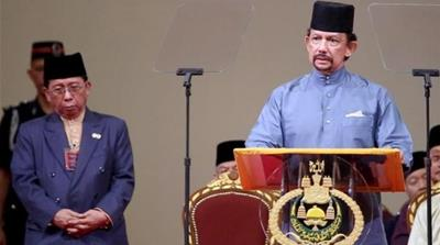 Brunei: When Sharia serves the sultan and US media