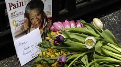 Maya Angelou: 'Her greatest stories were true'