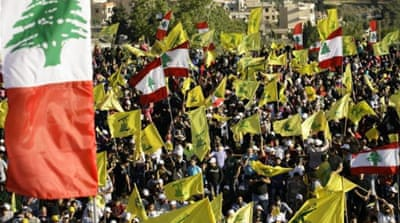 Lebanon's Hezbollah currently has the power to paralyse the cabinet, writes Abou Zeid [AFP/Getty Images]