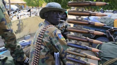 S Sudan army captures key towns from rebels