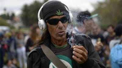 Uruguay to legalise sale and use of marijuana