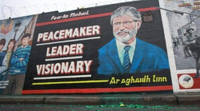Is Northern Ireland's peace on the rocks?