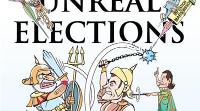 Has satire come of age in Indian politics?