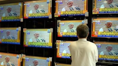 Corporate takeover raises Indian media fears