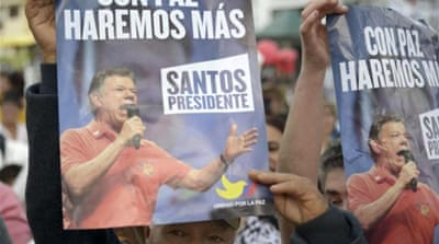 Colombia runoff: Can peace win?