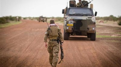 Mali suicide blast kills UN peacekeepers