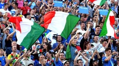 Italy relying heavily on Balotelli's feet