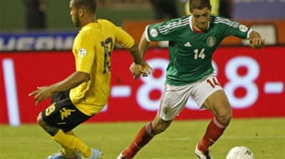 Mexico: The most popular football team in the US