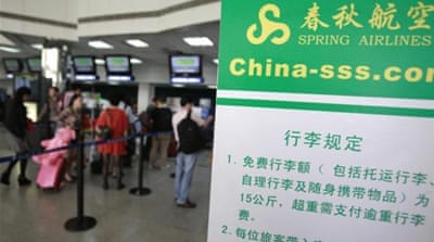Soaring demand for China's low-cost airlines