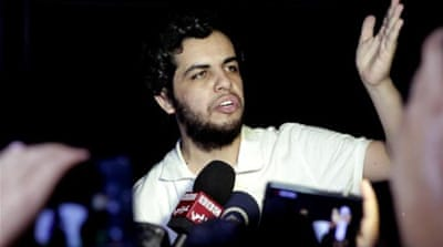 Al Jazeera journalist freed from Egypt prison