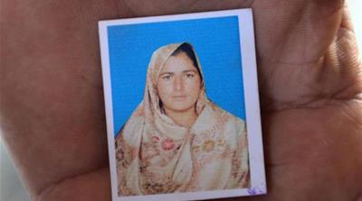 Farzana Parveen was killed on May 27 by relatives for marrying against her family's wishes [AFP]