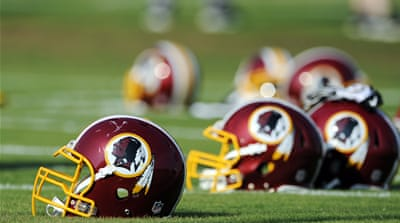 Twitter users search for #NewRedskinsName
