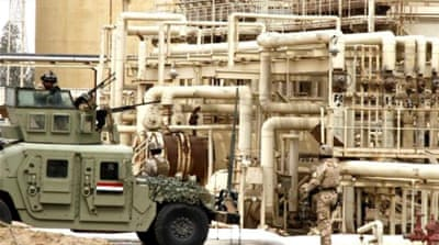 ISIL rebels control Baiji refinery in Iraq