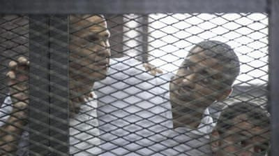 Egypt court sentences Al Jazeera journalists