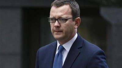 UK PM's ex-aide found guilty in hacking case