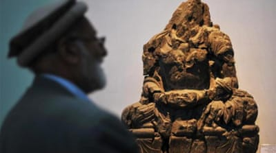Saving Buddhist statues: Afghanistan's big dig