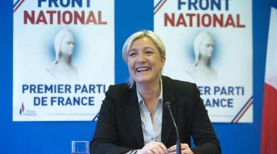 Far-right gains alarm French left