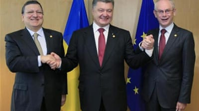 EU issues ultimatum to Russia over Ukraine