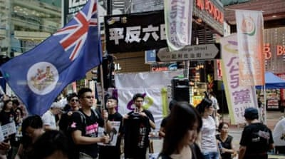 Hong Kong referendum: A showdown with China
