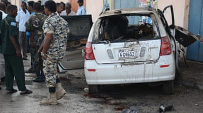 Although the Somali Federal Government controls Mogadishu, insecurity persists [AFP/Getty Images]