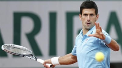 Djokovic is a six-time Grand Slam champion [EPA]