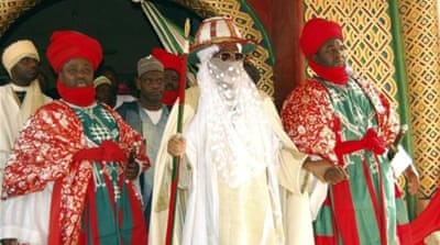 Ado Abdullahi Bayero, the Emir of Kano, was one of Nigeria's most prominent traditional rulers [Reuters]