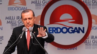 Erdogan is expected by most analysts to easily win the election August 10 election, possibly in the first round [AFP]