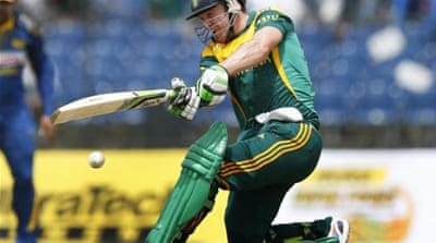 AB de Villiers's 108 came off just 71 deliveries [Reuters]