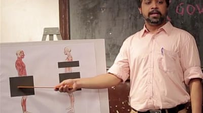 Satirical sex education class in India goes viral