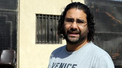 An Egyptian court has recently sentenced 25 activists to 15 years in jail [EPA]