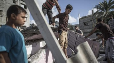 Gaza's crisis, Israeli ambition, and US decline